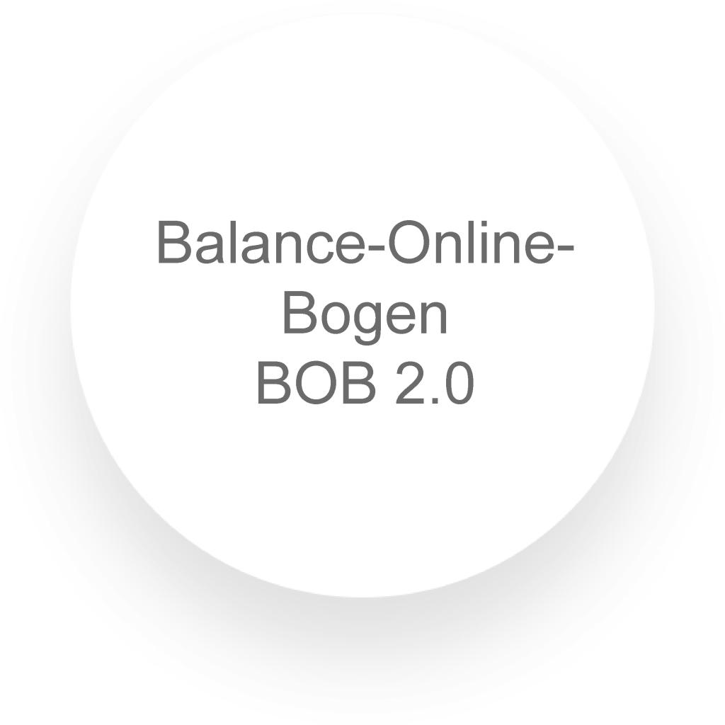 Balance-Online-Bogen, wissenschaftliche und pragmatische Entwicklung des BOB 2.0